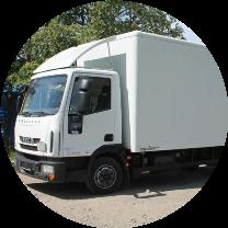 Фургон (будка) на шасси IVECO (ИВЕКО)