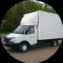 Мебельный фургон Газель